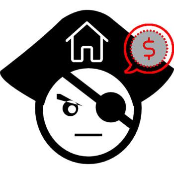 Pirata: Con Mi Cliente, NO